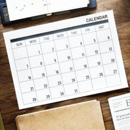 Flexible Work Calendars